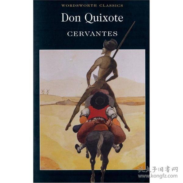 正版包邮n1/Don Quixote/9781853260360/N15-3