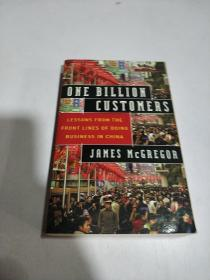 ONE BILLION CUSTOMERS(外文)