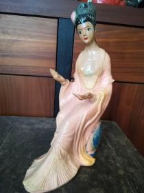 大号橡皮玩具(摆件)古装美女
