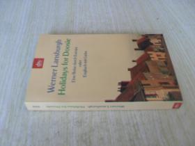德文原版插图本 Holidays for Doosie. Eine Reise durch Europa oder Englisch mit Liebe.Werner Lansburgh