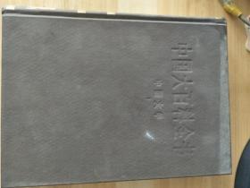 中国大百科全书  中国文学1