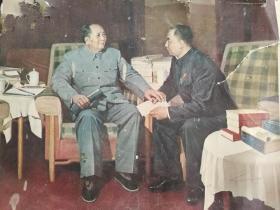 你办事我放心  良宵  年画 宣传画 1978、1982 河南省人民政府 河南省革命委员会 两幅合售