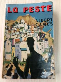 La peste/鼠疫/法文原版