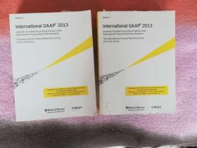 International  GAAP  2013【1--2册】