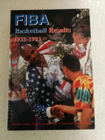 FIBA BASKETBALL RESULTS1932--1993