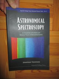 Astronomical Spectroscopy: An Introducti...  【详见图】