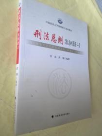 刑法总则案例研习/中国政法大学案例研习系列教材  (16开)