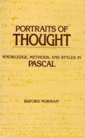 Portraits Of Thought: Knowledge  Methods  And Styles In Pascal