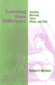 Learning From Difference: Teaching Morrison  Twain  Ellison  And Eliot
