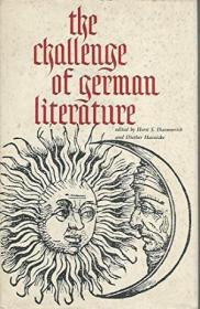 Challenge Of German Literature