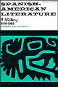 Spanish-american Literature: A History  Vol. 2 (waynebooks Series  No. 29)