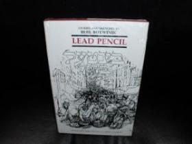 Lead Pencil: Stories And Sketches By Berl Botwinik (english And Yiddish Edition)