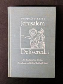 Jerusalem Delivered. An English Prose Version.