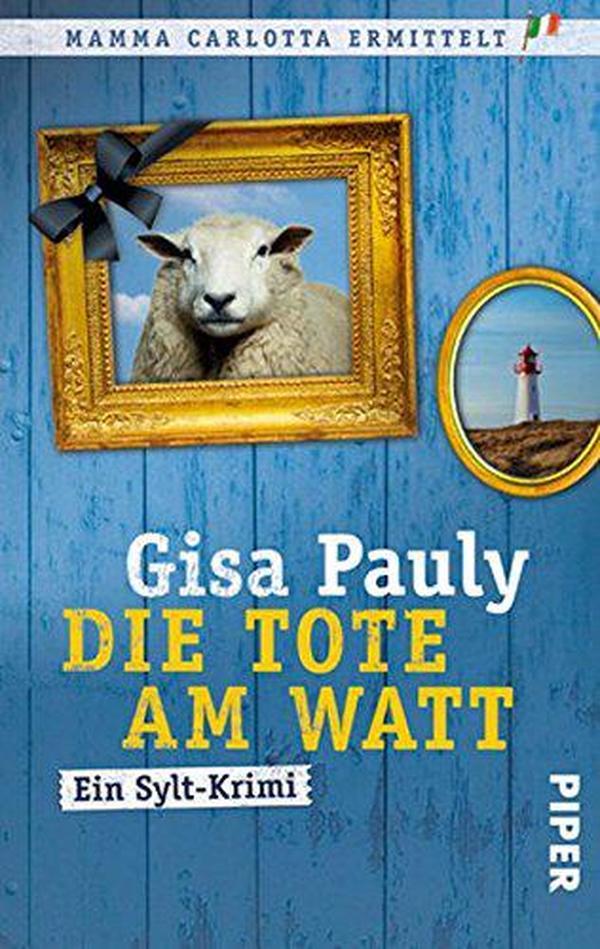 德文 德语小说 Die Tote am Watt: Ein Sylt-Krimi 德国原版