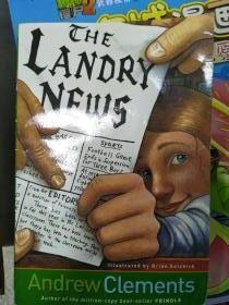 特价!The Landry News  兰德瑞新闻9780689828683