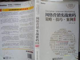 网络营销实战密码 策略、技巧、案例(修订版)