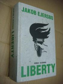 丹麦语原版 LIBERTY 精装20开712页