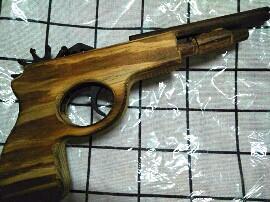 怀旧老物 绝版收藏 八十年代 80年代库存 道具枪 玩具枪 童年回忆