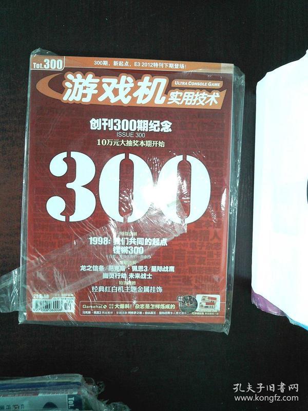 游戏机实用技术 300