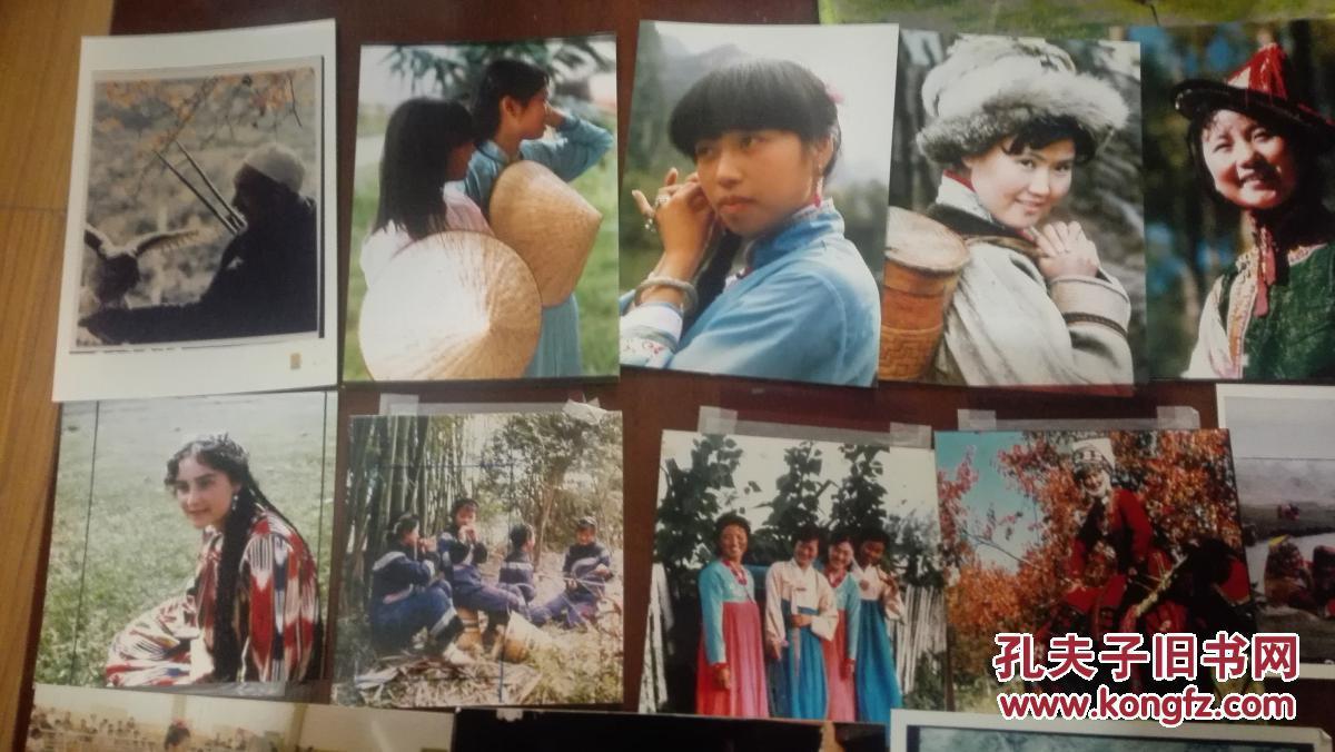 80--90年代北京人民画报社资深摄影师,国家级著名摄影图片