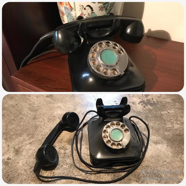 70年代老电话