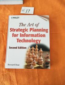 信息技术的战略计划艺术 THE ART OF STRATEGIC PLANNING FOR