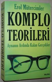 土耳其语原版书 Komplo Teorileri; Aynanın Arkasında Kalan Gerçekler