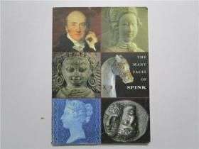The Many Faces of SPINK 1997 at Spink from Thursday 13th Noverber to Friday 12th December 1997 英文原版大16开全彩拍卖图录