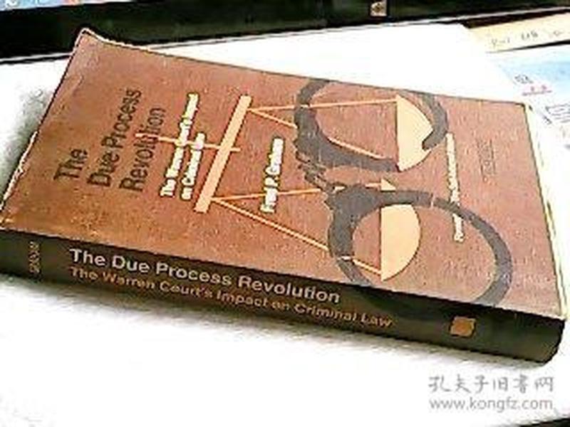 The Due Process Revolution