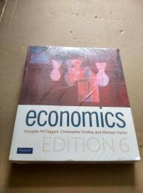 ECONOMICS Douglas Mctaggart Christopher Findlay and Michael Parkin(edition 6)全新未开封