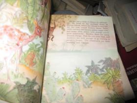 椰子树下的故事(英文版彩色连环画、65年初版