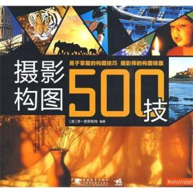 摄影构图500技:易于掌握的构图技巧 摄影师的构图锦囊