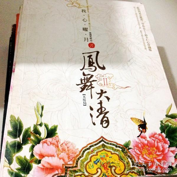 a118755 凤舞大清ii(大结局)
