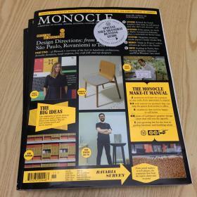 Monocle-issue 88.volume 09 November 2015