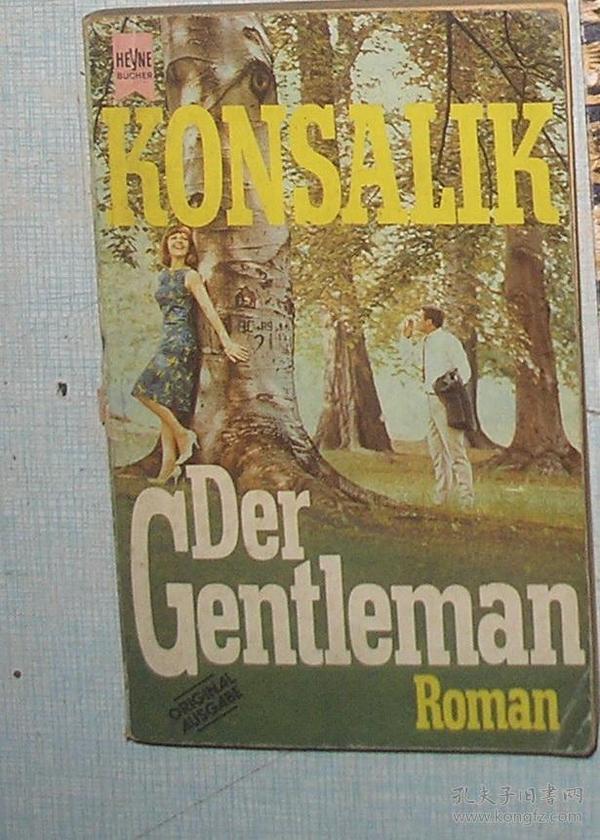 DER GENTLEMAN(德语)