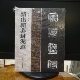 金石文字丛刊——新出新莽封泥选