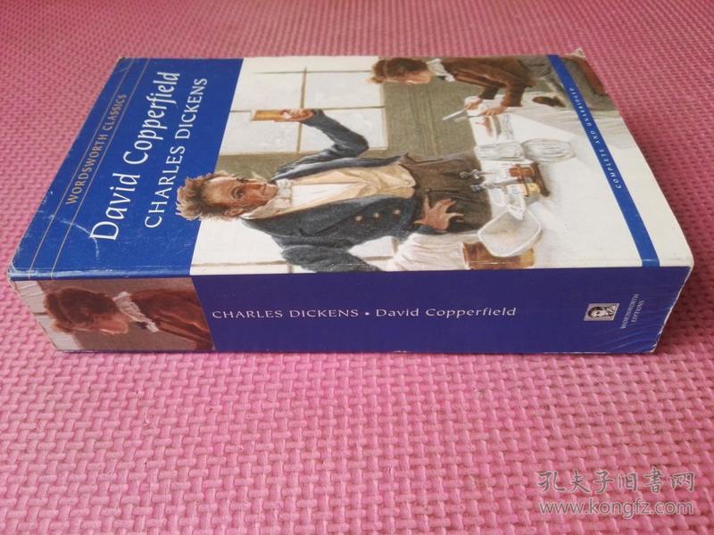 【英文原版】David Copperfield