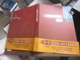 中国城市地价图集2003 书角少有破损