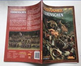 WARHAMMER TIERMENSCHEN  德文版  游戏攻略