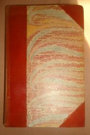 1893年Ernest Renan - Vie De Jesus 勒南传记名著《圣经新约传》 3/4摩洛哥横纹小牛皮精装古董书 精美原品木刻藏书票 配补精美插图 品相上佳