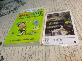 英文原版   big nate doodlepalooza 【存于溪木素年书店】