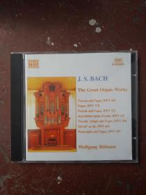 J.S.BACH   -- The Great Organ Works