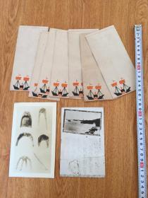 民国日本信封7枚+明信片2枚