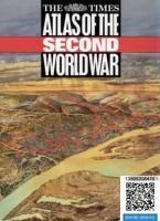 【包邮】1989年出版,泰晤士第二次世界大战地图集 Times Atlas of the Second World War;作者John Keegan