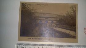 民国南京灵谷公园无梁殿摄影