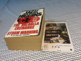 英文原版 the valhalla exchange : storm warning 【存于溪木素年书店】