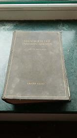 handbuch der inneren medizin 内科手册 德文版 1934年版