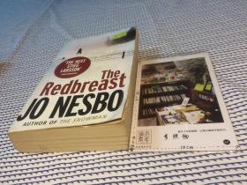 英文原版   the redbreast 【存于溪木素年书店】