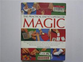 THE PRACTICAL ENCYCLOPEDIA OF MAGIC(实用魔术百科全书) 大16开软精装