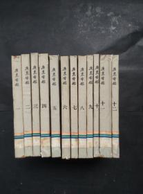 广东年鉴 油印十二册全 民国三十一年出版 1991年誊印